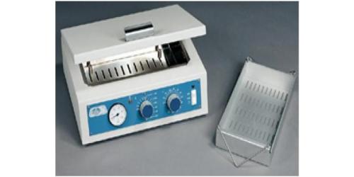 Stérilisation à chaleur sèche (poupinel)