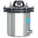 Portable Pressure Steam Sterilizer 18L/24L Autoclave- Bluestone Medical