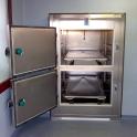 Cellule mortuaire 2 corps à chargement frontal 2 portes