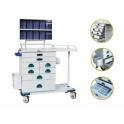 Chariot anesthésie, Modèle YC03J